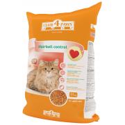 Club 4 paws сухой корм для взрослых кошек мясные крокеты с эффектом выведения шерсти (целый мешок 11 кг)