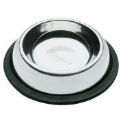Ferplast NOVA KC 70 миска из нержавеющей стали для кошек и собак с антискользящим покрытием, 0,2 л