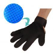 Массажная перчатка-расческа для собак и кошек