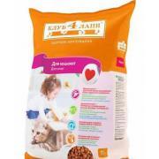 Club 4 paws сухой корм для котят с мясом птицы (на развес)