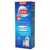Cliny жидкость для полости рта кошек и собак, 100 мл