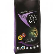 Van Cat сухой корм для стерилизованных кошек, курица (целый мешок 15 кг)