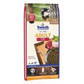 Bosch Adult сухой корм для взрослых собак со средним уровнем активности с ягненком и рисом (целый мешок 15 кг)