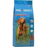 Pro Хвост сухой корм для собак всех пород мясное ассорти (целый мешок 13 кг)