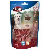 Trixie Beef Coins лакомство для собак с говядиной, 100 г