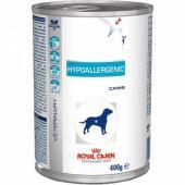 Royal Canin Hypoallergenic консервы  для собак с пищевой аллергией