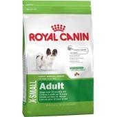 Royal Canin X-Small Adult сухой корм для взрослых собак мелких пород (целый мешок 3 кг)
