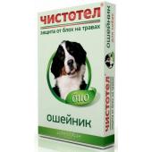 Чистотел Био репеллентный ошейник для собак, 65 см
