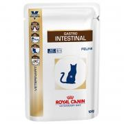 Royal Canin Gastro Intestinal влажный корм для кошек при лечении желудочно-кишечного тракта, 100 г