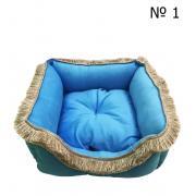 Лежанка для кошек и мелких собак 40×35 см