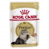 Royal Canin Persian влажный корм для кошек персидской породы старше 12 месяцев в паштете