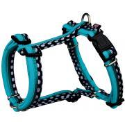 Trixie шлейка для собак карликовых и средних пород, S-M, 40-65см/15 мм