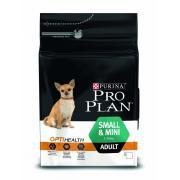 PRO PLAN SMALL & MINI ADULT  для взрослых собак мелких и карликовых пород  с курицей и рисом (целый мешок 7 кг)