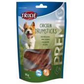 Trixie Chicken Drumsticks лакомство-куриные ножки для собак, 5 шт.