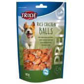 Trixie Rice Chicken Balls лакомство для собак с курицей и рисом
