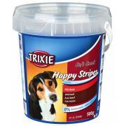 Trixie Soft Snack Happy Stripes лакомство для собак всех пород с говядиной