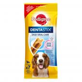 Pedigree DENTA stix 10-25 kg / 7 шт. 180 гр