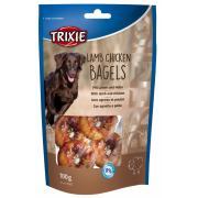 Trixie Lamb Chicken Bagels пончики с ягнёнком и курицей для собак, 100 г