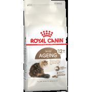 Royal Canin Ageing 12+ сухой корм для кошек старше 12 лет, 400 г