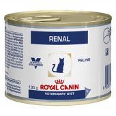 Royal Canin Renal консервы для кошек при хронической почечной недостаточности