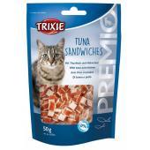 Trixie Premio Tuna Sandwiches лакомство для кошек с тунцом, 50 г