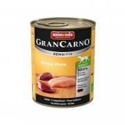 Gran Carno Adult для взрослых собак с индейкой 800 гр