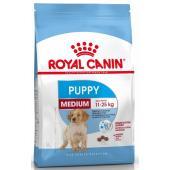 Royal Canin Medium Puppy сухой корм для щенков средних пород с 2 до 12 месяцев (целый мешок 15 кг)