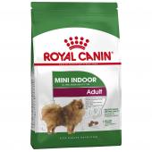 Royal Canin Mini Indoor Adult, полнорационный корм для взрослых собак малых пород живущих в помещении (на развес)