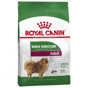Royal Canin Mini Indoor Adult, полнорационный корм для взрослых собак малых пород живущих в помещении (целый мешок 7,5 кг)