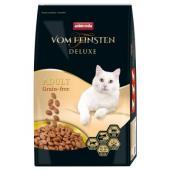 Vom Feinsten Deluxe Adult сухой корм для взрослых кошек без зерновых добавок (целый мешок 10 кг)