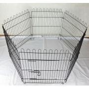 Вольер для собак  65×63 см (*6)