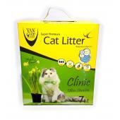 Van Cat комкующийся наполнитель с антибактериальным эффектом, 7 л