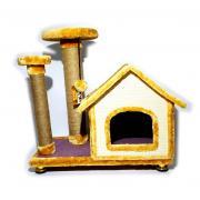 Когтеточка-дом, 31×35×58 см
