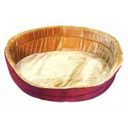 Лежанка для собак средних пород 85×70 см