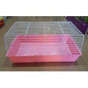 Клетка для грызунов и кролика 85×49×36 см