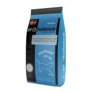 Pro Balance Sterilized сухой корм для стерилизованных кошек (целый мешок 10 кг)