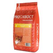 Pro Хвост сухой корм для кошек с курицей (целый мешок 10 кг)