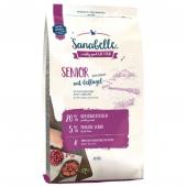 Bosch Sanabelle Senior полнорационный корм для пожилых кошек со вкусом птицы, 2кг