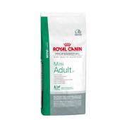 Royal Canin Mini Adult сухой корм для взрослых собак мелких пород (целый мешок 15 кг)