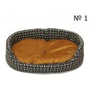 Лежанка матрешка для кошек и мелких собак S (маленькая) 41×35 см