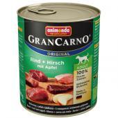 Gran Carno Adult с говядиной, олениной и яблоком