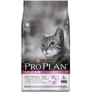 Pro Plan сухой корм для кошек с чувствительным пищеварением или с особыми предпочтениями в еде (на развес)