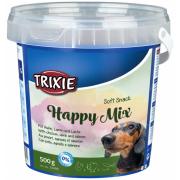 Trixie Soft Snack Happy Mix смесь лакомств для собак (курица, баранина, лосось)