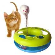 Игрушка для кошек с мышкой