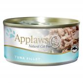 Applaws Tuna Fillet филе тунца, 70 г