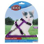 Trixie шлейка с поводком для котят, 19-31 см / 8мм