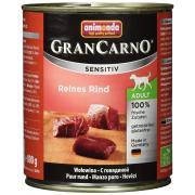 Gran Carno Adult Sensitive с говядиной для собак с чувствительным пищеварением, 800 г