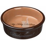 Керамическая миска для кошек Ø13 см, 0,2 л