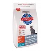 Hill's Science Plan Sterilised Cat Young Adult для молодых и взрослых стерилизованных кошек с тунцом 9355М (на развес)