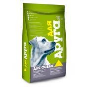 Для Друга Стандарт сухой корм для собак всех пород (целый мешок 10 кг)